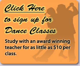 Dance Class Signup